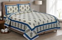Modern Trendy Stylish Pure Cotton Bed Sheets