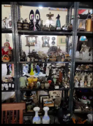 All kinds of interior decoration items