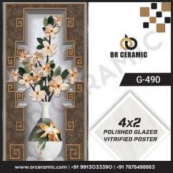 Poster Tiles - Ceramic Wall Tiles Manufacturer & Dealers in Punjab