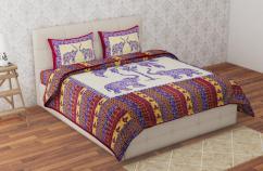 Top Quality Badmeri Printed Bed Sheets