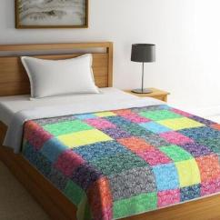 Beautiful Quilts at Wooden Street