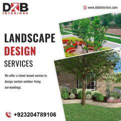 Landscape Design Services in Lahore Garden & Landscape Design