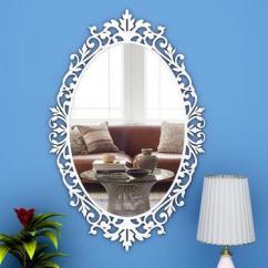 Designer mirrors for walls