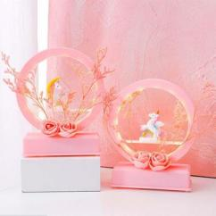 Heaven Bliss Unicorn Musical Lamp Secret Santa Gifts