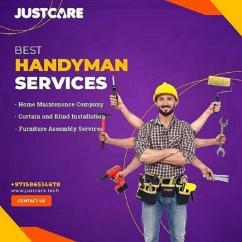 Top Maintenance Company And Handyman Services in Dubai