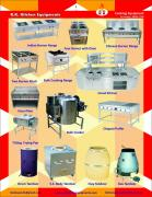 Kitchen equipment Dosa Tawa, Tandoor Bhatti, Pizza Oven, Sink, Juice Maker Etc..