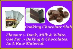 Cooking Chocolate Slab