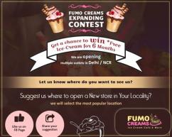The Best Ice Cream Parlour in Delhi - Fumo Creams