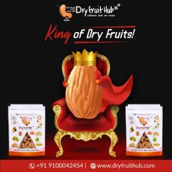 DRY FRUIT HUB- WHOLESALE & Online Store for Walnuts, Almonds, Pista, DRY Fruits