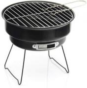 BBQ PORTABLE CHARCOAL GARDEN GRILL