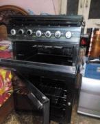 Sunflame Gas Stove With 4 Burner With Inbuilt Oven And Griller