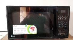 Used LG Microwave Oven Available