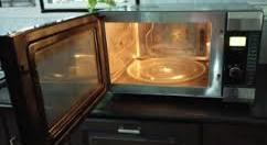LG Microwave Oven Available
