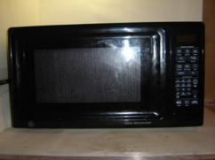Branded Microwave Oven In Working Condition