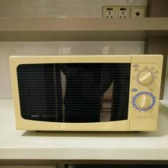 Microwave Oven In Less Used Condition