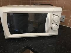 Very less used microwave