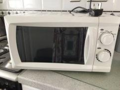 Very very less used microwave
