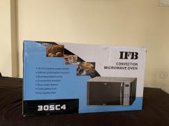 Brand new IFB microwave
