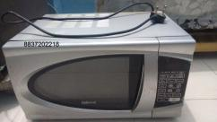 Used Microwave Oven