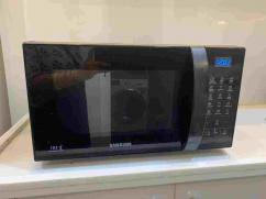 Samsung CE76JD B XTL 21 Litres Convection Microwave Oven