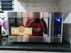 LG Microwave With Convection