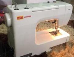 Automatic Usha Janome Sewing Machine