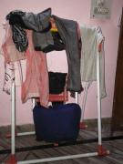 Clothes Hanging In Good condition