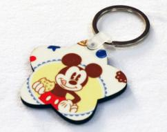 personalized different types of key chains