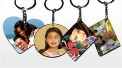 Photo Printed keyChain collection In dolly Rasa Personalized gift Showroom Vadap