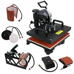 5 in 1 heat press machineAvailable In Dolly Rasa Personalized Gift Showroom