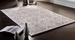 Carpet In Rose Design Available