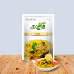 Morya Foods Lemon Rice 200gm Rs 75.00