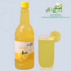 Morya Foods Lemon Syrup 750ml Rs 160.00