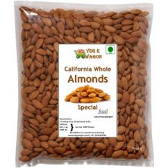 Veg E Wagon Healthy and Quality Products Dry Fruits Almond