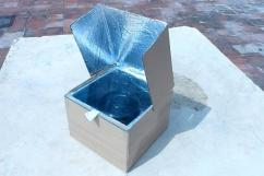 Solar Cooker in working condition