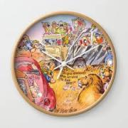 Wall Clock in very excellent condition