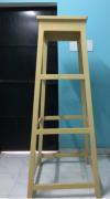 Teak (Sangwan) Wooden Ladder