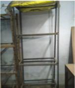 Iron Racks for heavy material storage