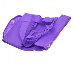 Foldable Smiley Bag