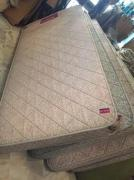 Sparingly used mattress