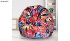 Designer Bean Bag Chairs with Beans