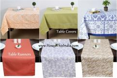 Table Covers, Table Runners & Table Cloth