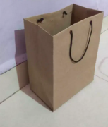 All types of paper bag available with low rate