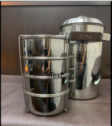 Stainless steel Hot Tiffin/Lunch Box