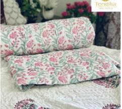 Buy Warm And Cosy Cotton Quilts Online - Teertha