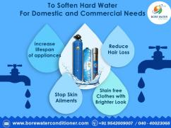 Natural eco water conditioner