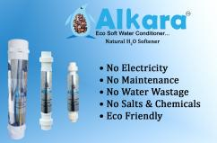gardening and landscape water softener