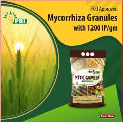 Environment Friendly Mycorrhizae By Peptech