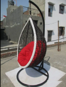 Swing chair for balcony garden enjoy evening with your family