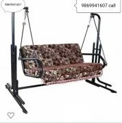 Jhula swing wrought iron swing jhoola brand new manufacturing